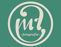 Diseño de marca - MF Fotógrafía