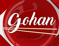 Logo - Gohan Marmitaria - Gohan Obentô