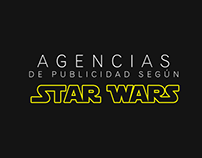 La Agencia según STAR WARS