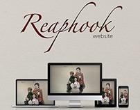 Reaphook   Website