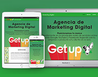 Get up - Agencia de Marketing Digital