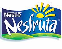 Nesfruta®. Nestle® Parte II.