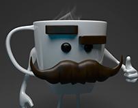 Cup - 3D model
