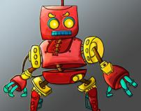 Ilustración - Robot