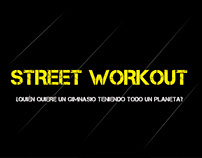 Publicidad Street Workout