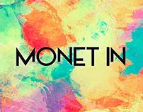 Diseños de perfil para facebook - Monet In