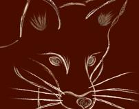 Little Fox Doodle