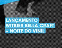 Launching Bella Craft Beer + Vinyl Night