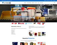 Diseño Web - Wordpress - Tienda en Línea