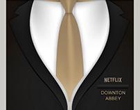 Afiche Conceptual | Downton Abbey