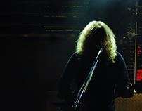 [Fotografia] Megadeth live @ Curitiba BR - 2016