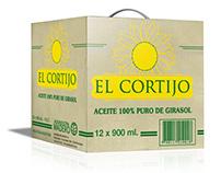 Etiqueta y Caja para Aceitera exportadora, 2008