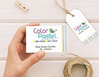 Color Pastel Tienda de ropa para niños