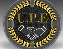 U.P.E. Logo.