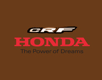 CRF - Honda