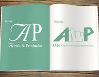 Print // Redesign - APED Apoio e Produção Editorial