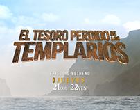 El tesoro perdido de los templarios (History channel)