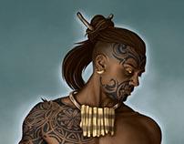 Dios Maorí