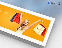 Diseño de Banners Tiendas online . https://cuambaz.com