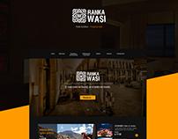 Ranka Wasi - Website