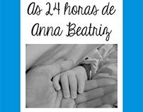 Capa do Livro As 24 horas de Anna Beatriz