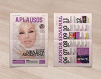 Diseño de un nuevo diario -  El Plata