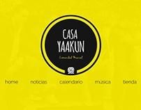 Yaakun Media   Branding & Website
