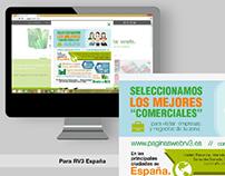Banners emergentes para web-RV3 ESPAÑA