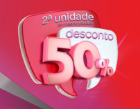Carrefour 50%
