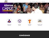 Página Web - www.alianzadellapiz.com