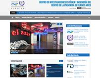 Portal CMS Wordpress CIFICEN.gob.ar