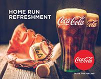 Coca-Cola fountain backs