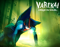 Intro Video Promocional Varekai