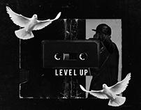 Level Up | Cover Artwork + Social Media