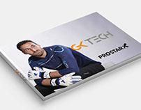 Catálogo GKTech PROSTAR