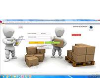 Finished products warehouse management
