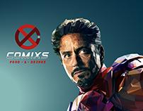 Iron Man /Comixs