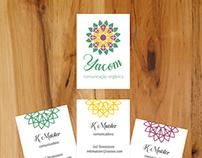 Logo e Cartões | Yacom