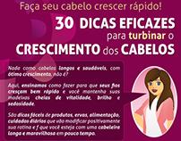 Infográfico Patricinha Esperta