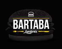 Bartaba Lancheria - Cartão de Visita