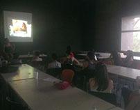 Charla Meditación y Arte Universidad nacional Tucumán