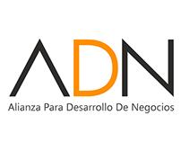 Propuesta de logo para proyecto ADN