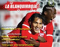 Revista La Blanquiroja