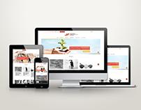 Rediseño sitio web Asociación Española de Calidad