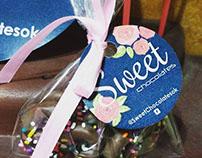 Creación de marca ''Sweet Chocolates''