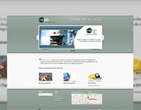 Site e sistema para clientes (Higiseg)