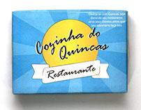 Card Game - Cozinha do Quincas