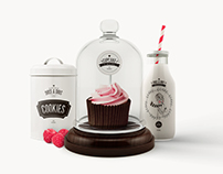 Doce a Dois | Branding, Illustration & Packaging