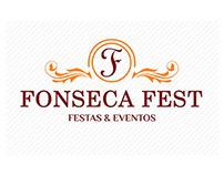 Identidade visual - Fonseca Fest