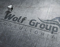 Logotipo - Wolf Group